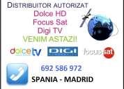 Digi tv spania 692586972 instalari antene digi tv