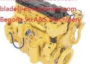 Repuestos de motores cargador caterpillar