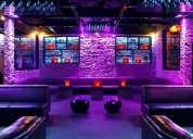 Bar musical y discoteca alquiler 691*841*000* fiestas y eventos privados