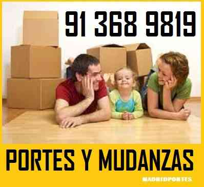 EMPRESA ECONOMICA 913((689))819 MUDANZAS EN PINTO//MP