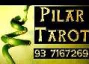 Pilar tarot evolutivo 93 716 72 69 consultas serias en persona o telefónicas