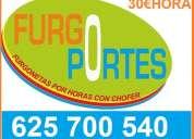 Servicios de portes en vicalvaro /625:7005+40 ((urgentes))