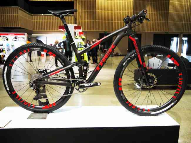 2016 TREK SPEED CONCEPT 9.5 WOMEN'S  $ 2,499