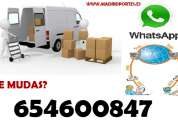 Portes en madrid centro 65(46)008x47 c/permisos a  barrios restringidos