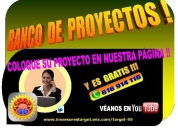 Banco de proyectos, contactarse.badajoz