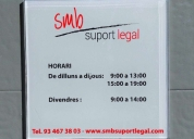 Oportunidad! smb supor legal, mataró
