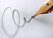 Perito caligrafo, contactarse.pamplona