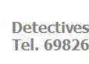 Detectives privados 24 horas, contactarse.