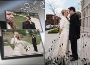 Fotografo para bodas books, barato economico