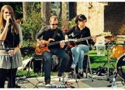 Grupo músical para eventos / equipos de sonido