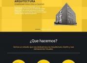 Diseño pagina web e imagen corporativa, contactarse