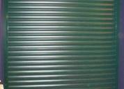 Cierres metalicos y puertas enrollables