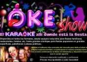 Cena con karaoke privado en barcelona. especial cumpleaños.