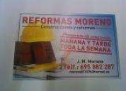 Se hacen reformas,tengo experiencia. alicante