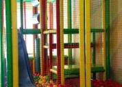Venta de parque de bolas y parques infantiles,contactarse.