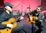 DÚo de guitarras para bodas y eventos