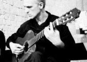 Guitarrista para bodas y eventos