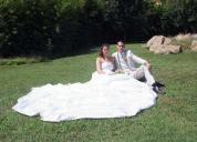 Fotógrafo para bodas books precio justo