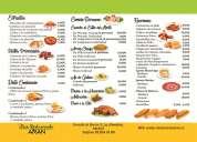Restaurante aran con su gastronomía peruana