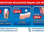 Implantes dentales en moldavia grande tratamiento - precios bajos.