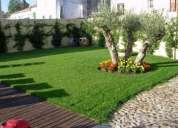 Trabajos de jardineria y limpieza fincas venta