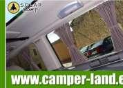 Cortinas perimetrales para furgonetas furgos furgo camper, contactarse.