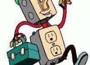 Trabajos de electricidad., contactarse.