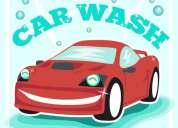 Mr car wash, recogida y entrega de vehículos para limpieza,contactarse.