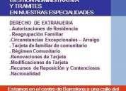 Asesoria juridica en extranjeria y derecho civil
