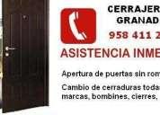 Oportunidad!. cerrajeros en granada 958 411 263