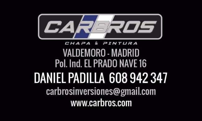 Excelente Taller Chapa Y Pintura Madrid Car Bros Valdemoro Doplim