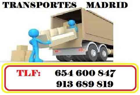 Servicios Garantizados y exprés(9)136(8)98(1)9 Mudanzas en Pozuelo de Alarcón