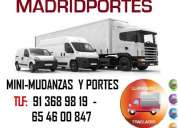 Mudanzas de pisos madrid91(-)36.89(.)819 portes en vicalvaro