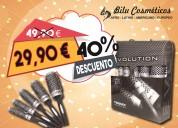 Cepillos termix evolution por solo 29,90 euros pack de 5