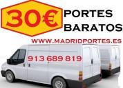 Madrid.portes 30€ portal a portal 91::36898_19 urgentes retiro