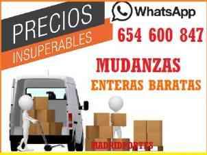 MUDANZAS OFICINAS*PISOS 65(46)OO:847 PORTES MADRID