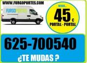 portes/ahorra (6:25(700-540) muebles (parla) 45.00€.