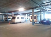 Plazas de garaje muy amplias