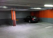 Alquiler plaza garaje