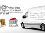 transportes y mudanzas de coruña