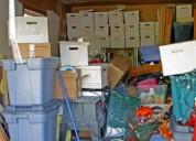 Vaciado de pisos,locales,naves,garajes,etc