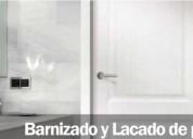 Oportunidad!. barnizado y lacado de puertas y ventanas, barcelona