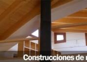 Oportunidad!. construcciones de madera, barcelona