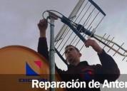 Revision y/o reparación de antena tdt, consultar precio.