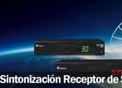 Oportunidad!, sintonización de receptor de satélite, barcelona