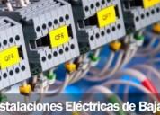 Oportunidad!. instalaciones eléctricas de baja tensión, barcelona