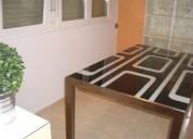 Excelente piso amueblado de dos dormitorios