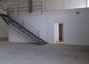 Almacenes en alquiler (320 m²), contactarse