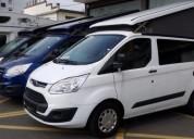 Ford nugget westfalia euro 6, contactarse