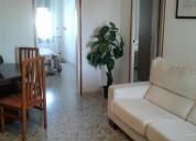 Excelente piso alquiler vacacional, barcelona